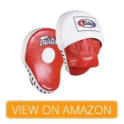 Fairtex Contoured Boxing Punch Mitts