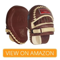 Ringside Heritage Panther Boxing Punch Mitts