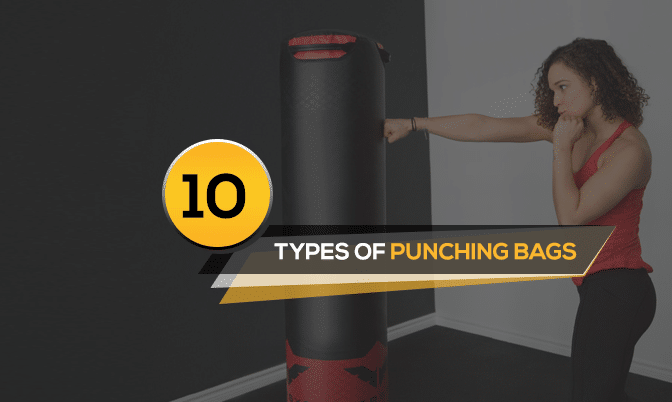 Types-of-punching-bags