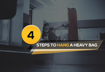 Test After Hanging A Heavy Bag